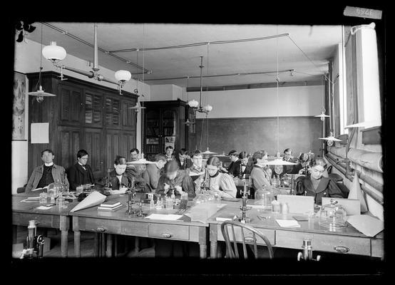 Notation                          Biology Class 1897