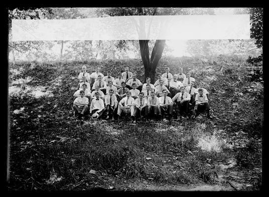 Senior Class 1908