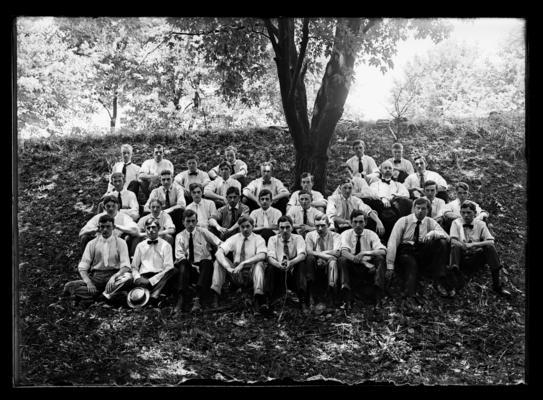 Senior Mechanical Engineering Class 1908