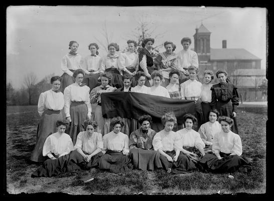 Neville Society 1906-1907