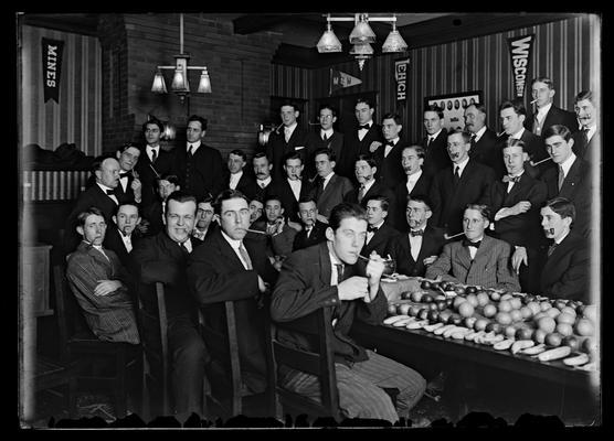 Junior smoker 1908