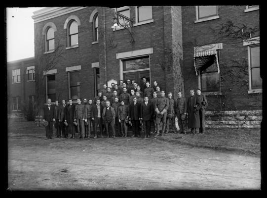 Sophomore class 1908