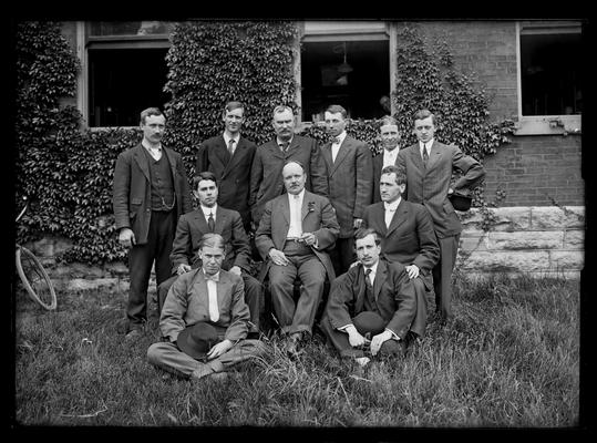 Faculty, Mechanical & Electrical Engineering session 1908-1909