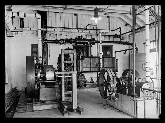 Auto testing lab