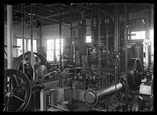 Steam laboratory