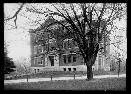 Education building, Frazee Hall