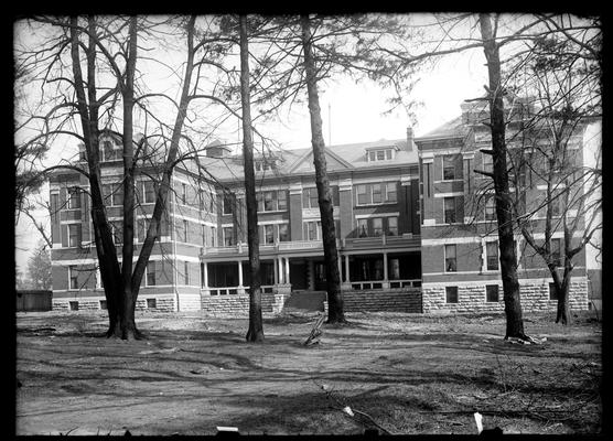 Patterson Hall exterior