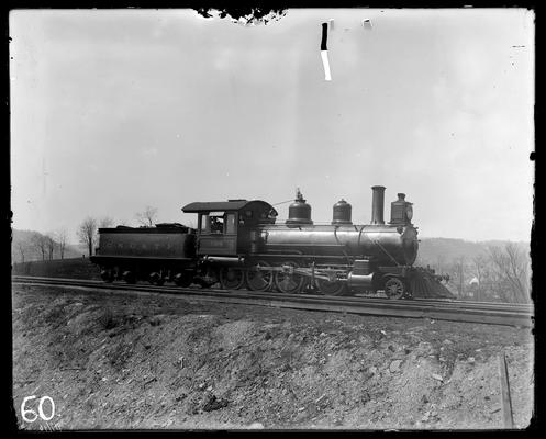 Railroad; Cincinatti, New Orleans, & Texas Pacific engine 589