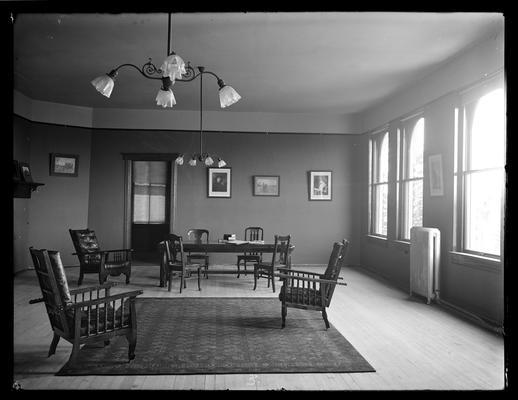 Literary Society Room (in Alumni Hall)
