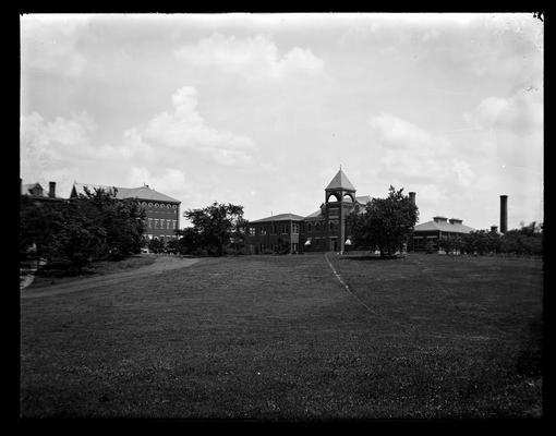 Science Hall and Mechanical Hall (Miller Hall and Anderson Hall)