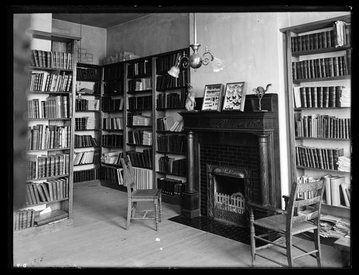 Entomology and Botany Library