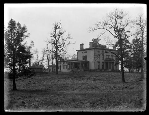 Land place near Lexington