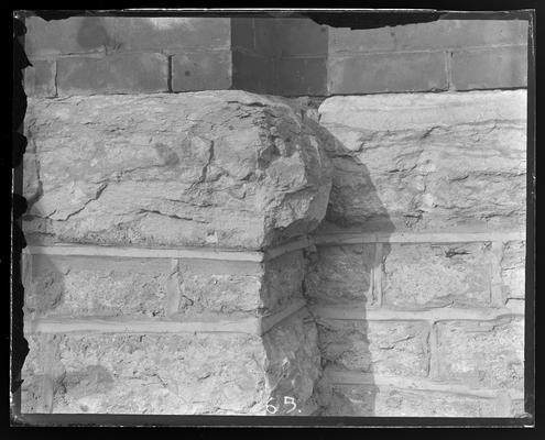 Foundation stones, Mechanical Hall