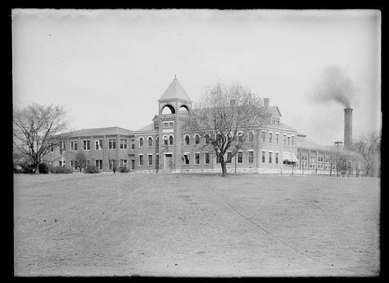 Mechanical Hall exterior
