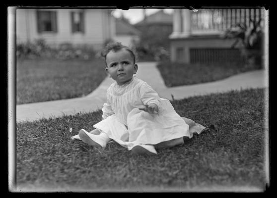James Frankel, baby