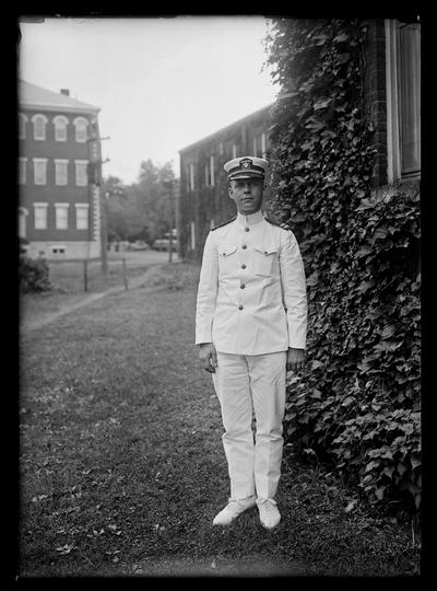 Lieutenant Jaeger by Mechanical Hall