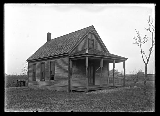Old frame school house