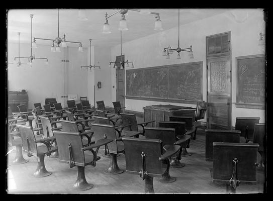 Physics lecture room