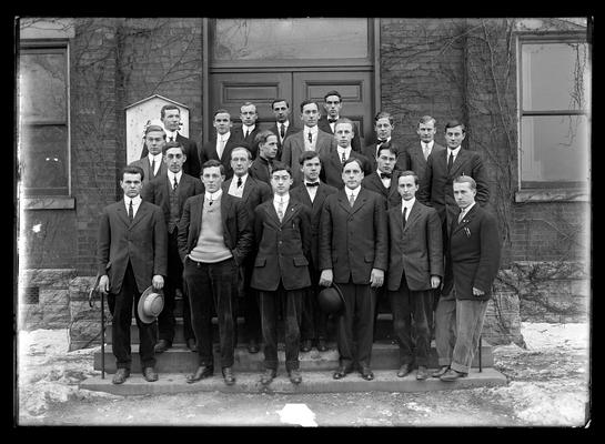 Student branch of American Institute of Electrical Engineers, Mechanical and Electrical Engineering students