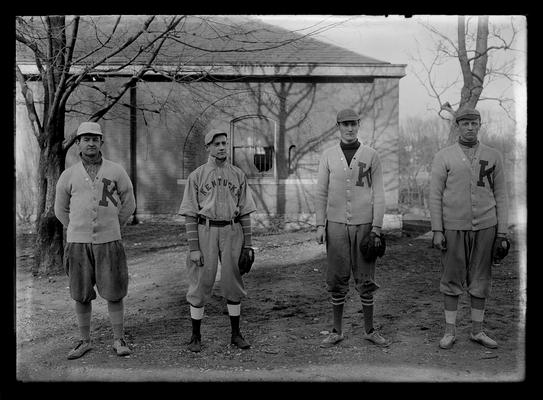 Baseball players, Wesley, Scott, Rice, Preston