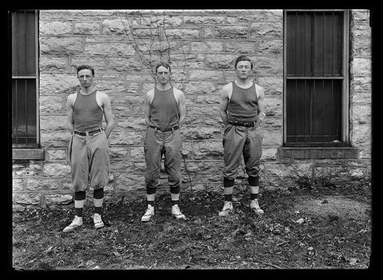 Preston, Barnett, Tuttle, basketball