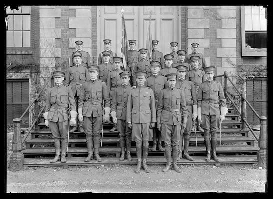 Military Staff, Commandant Gullion