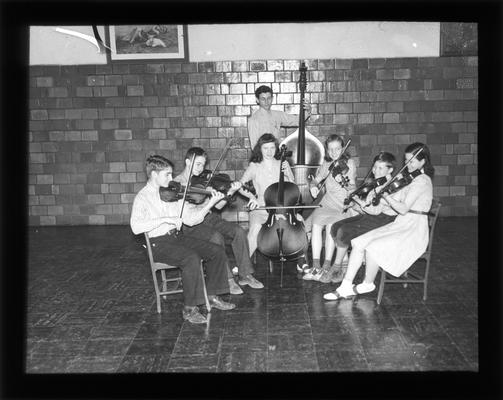 Lafayette Junior String Ensemble