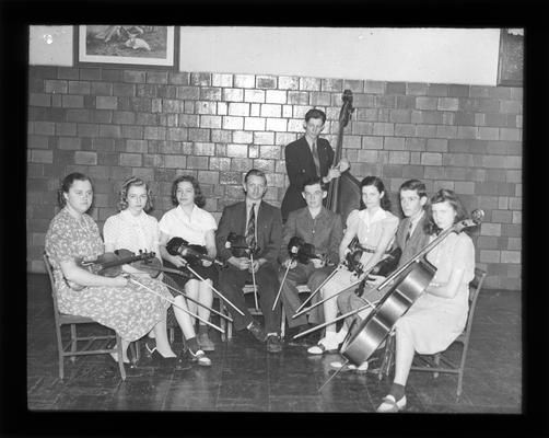 Lafayette Senior String Ensemble