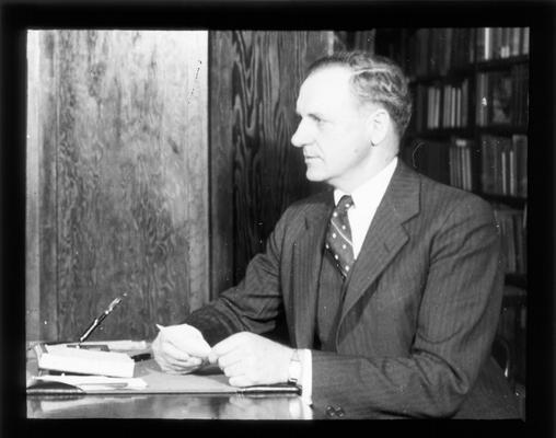 Portrait of Col. D.Y. Dunn