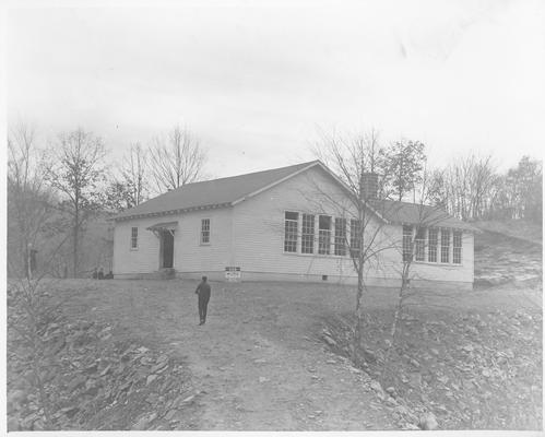 Colored Graded School, Manchester, KY