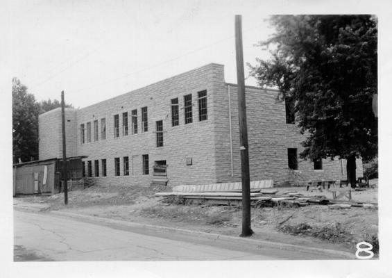 Greenup City School