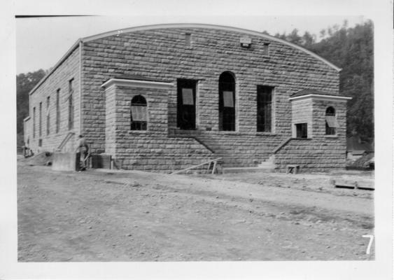 Hall Memorial Gymnasium