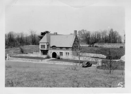 Gatehouse at Audubon Park