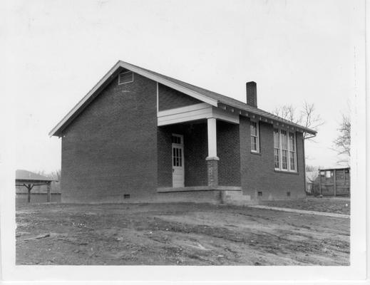 Colored School in Smithland, KY