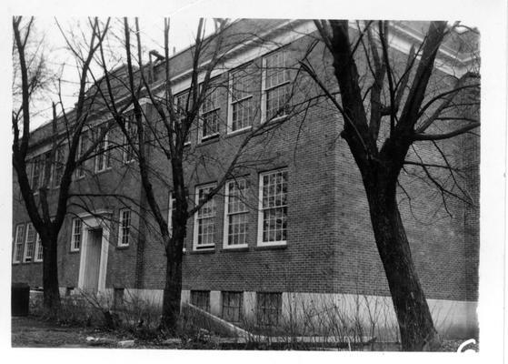 Mapleton School in Mt. Sterling