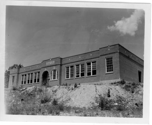 Central City Negro School
