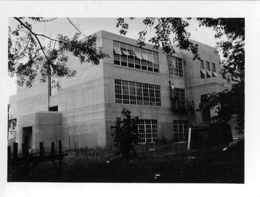 Smith Grove High School under construction