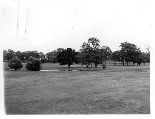 Municipal Golf Course in Bowling Green, KY.