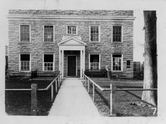 Williamsburg County Jail
