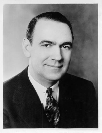 Fred R. Rauch, District Engineer and Associate State Engineer of Civil Works Administration in Kentucky, November, 1933; returned to private employment in 1934, and in July, 1935, accepted appointment as Director of Labor Management for Works Progress Administration; assigned to Works Progress Administration Regional Office, October 1, 1935; appointed Assistant Administrator in charge of Division of Employment, Washington, D.C., February 1, 1936; appointed Deputy Administrator, Works Progress Administration, October 11, 1940, and resigned January 1, 1942