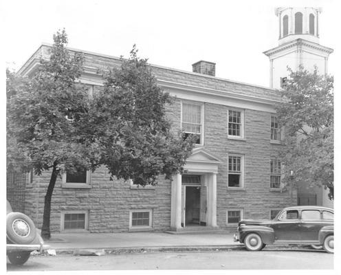 Webster County Courthouse, Dixon, KY