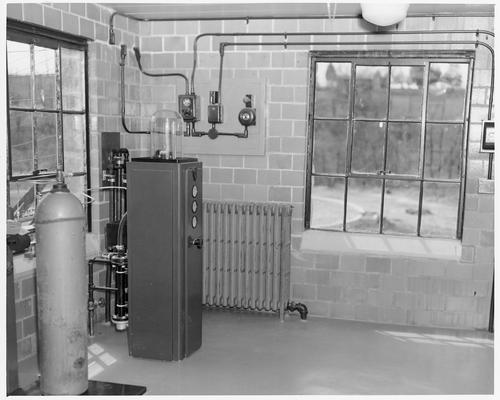 Chlorine Mixing Machine, Danville Disposal Plant, Danville, KY
