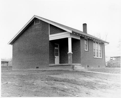 Colored School, Smithland, KY