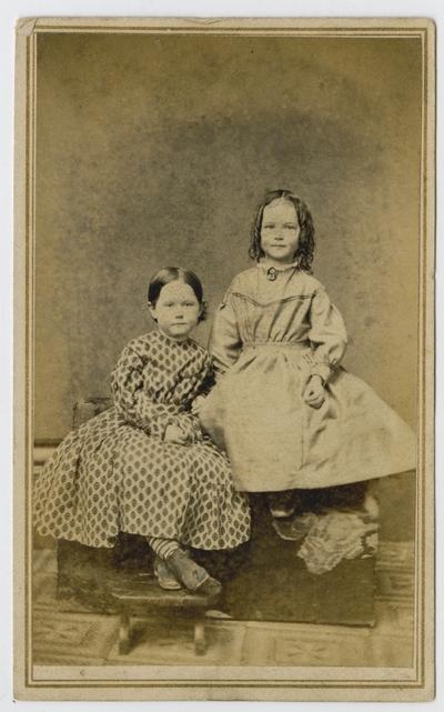 Elodie and Kate Helm