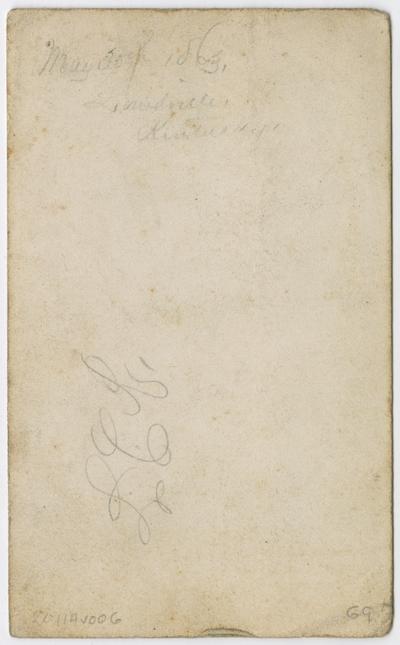 F. Robinson,                                      May 30th, 1863