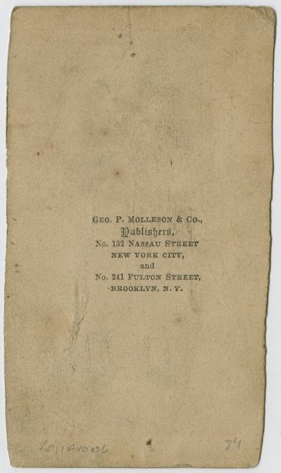 Reproduction of print,                                      Titea Verelli
