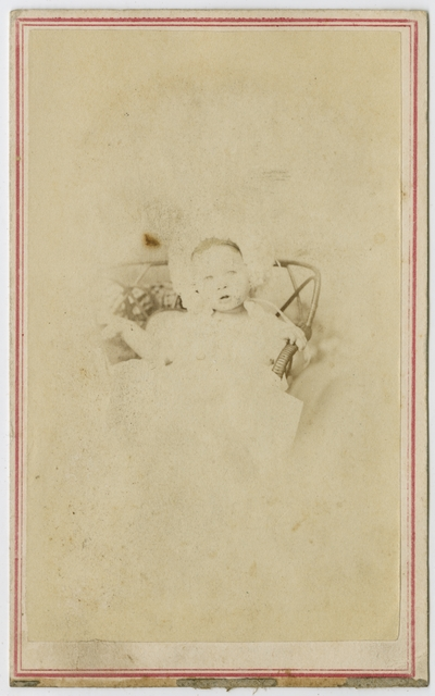 Unidentified infant