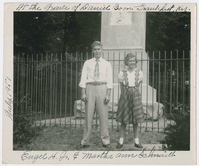 Engel H. Schmidt, Jr., and Martha Ann Schmidt