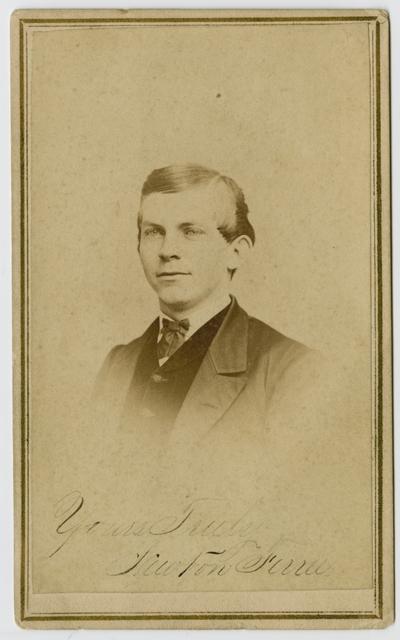 Thurston Ferree (possibly)