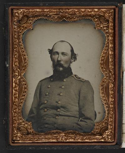 Benjamin Hardin Helm in uniform